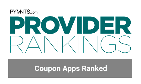 Coupon App Rankings