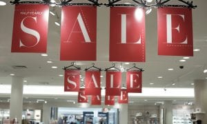 Pandemic Brings Dark Days For Department Stores
