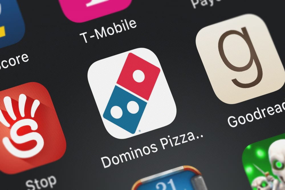 Digital Pizza Ordering, Auto Sales And Gov't Aid