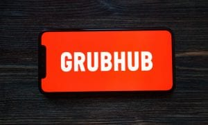 Grubhub Financials Soar On Digital Shift