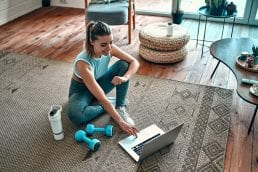 Will Consumers Return To The Gym With Digital Fitness Options Available?