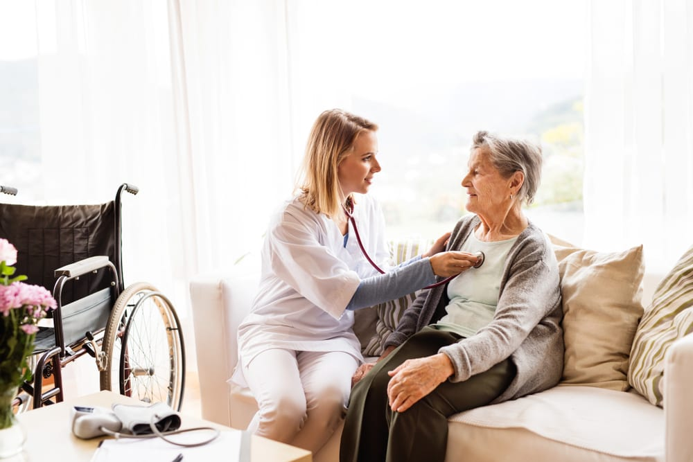 Home Care Startup Draws $100M From Humana