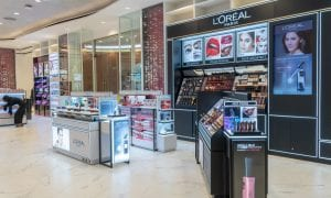 With Sales Down, L'Oreal Plans Product Launches