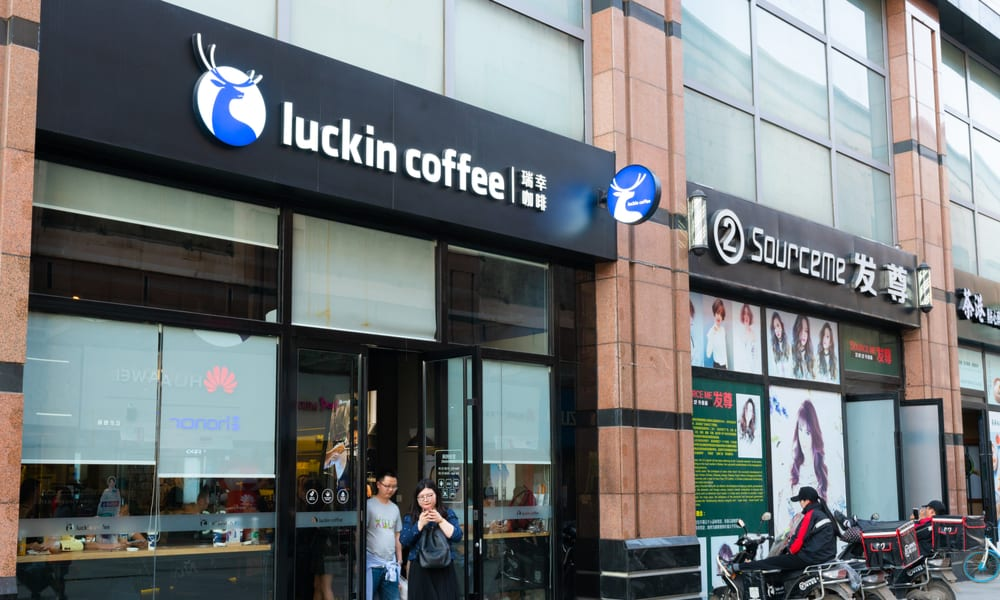 Luckin Wraps Probe Into $300M In Fake Sales