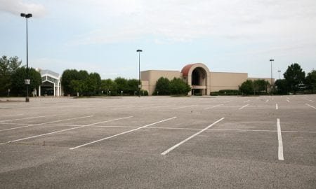 Mall Parking Lots Now Revenue Streams For Owners