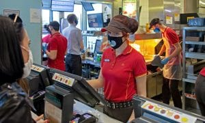 McDonald's To Make Face Coverings Mandatory