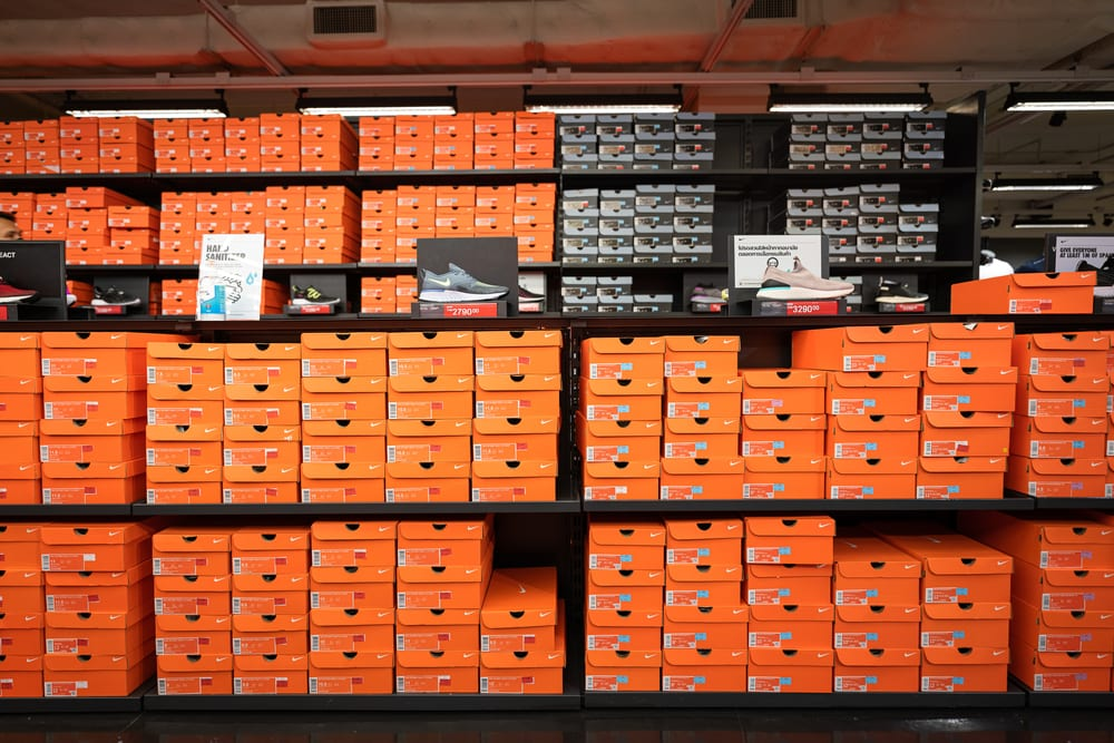 Nike, Other Brands Report Millions In Bad Debt