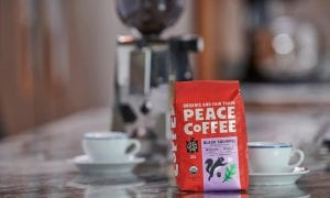 Peace Coffee Perfectly Times Its Growth