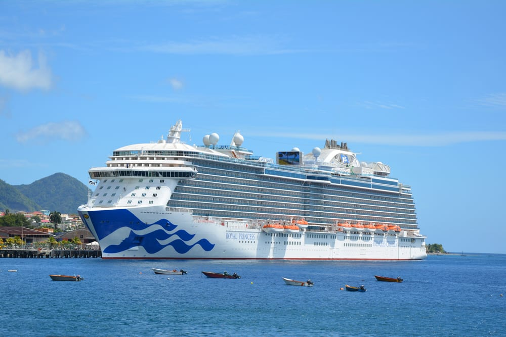 Princess Cruises To Offer Credit With Bonus, Reimbursements For Cancelled Cruises