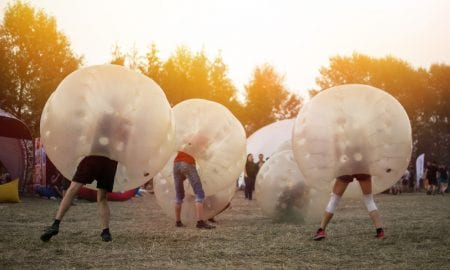 Summer's Hottest Accessory: The Safety Bubble
