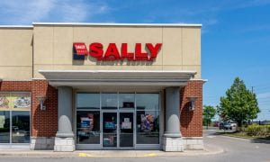 Sally Beauty Sees 278 Pct In Q3 Digital Growth