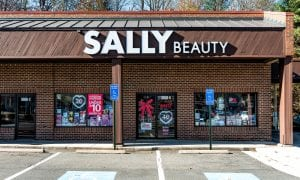 Sally Beauty Holdings Q3 Net Sales Drop 28 Pct