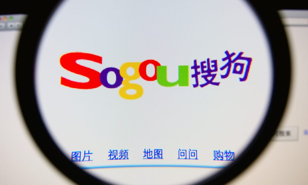 Tencent Eyes $2.1B Deal For Sogou Search Engine