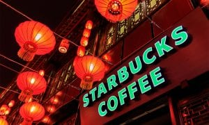 Starbucks Enables Online Ordering Via Alibaba