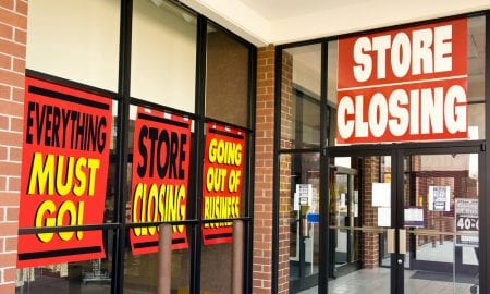 Retailers Face Mass Liquidation Sales