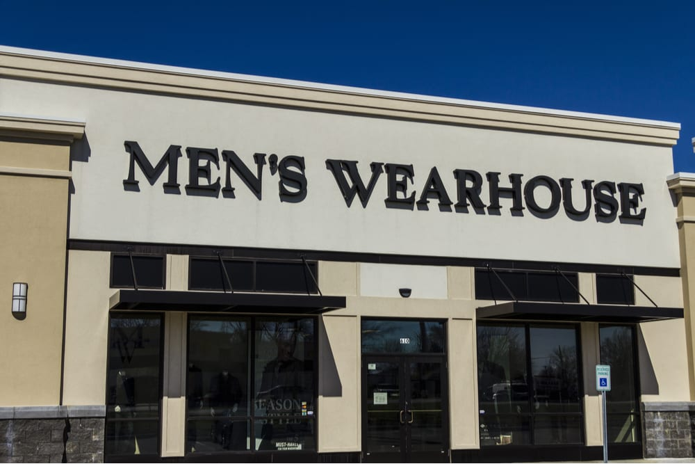 Tailored Brands Could Close Up To 500 Retail Locations