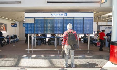United Airlines Chief Sees Airfares Dropping