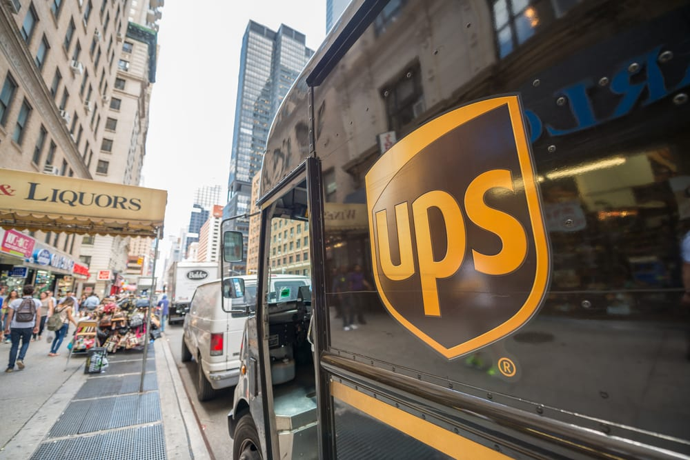 UPS Shares Rise Amid Strong Q2 Results