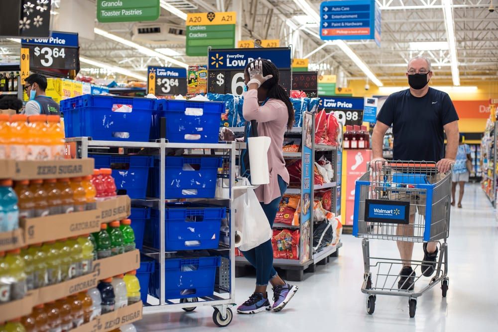 Walmart, Sam's Club To Require Face Masks