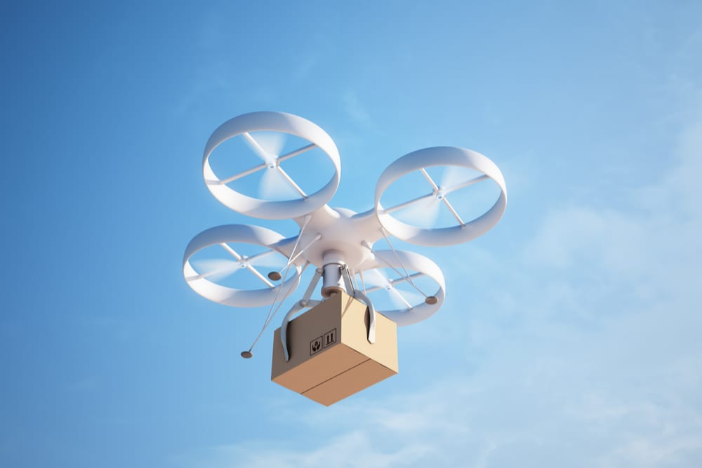 Amazon's Dream Of Delivery Drones Nearing Reality