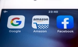 UK To Lift Tax For Facebook, Amazon, Google