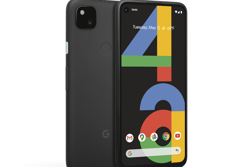 Google Takes On Apple With New Pixel 4a Phone