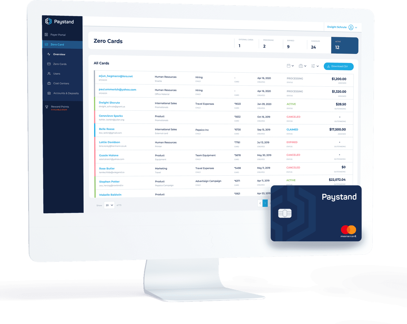 Paystand Takes Aim At Corporate Expense Cards
