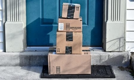 Amazon Vaults Ahead In Delivery Race