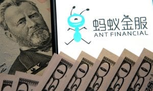 Ant Posts Profits Of $1.3B In Advance Of IPO
