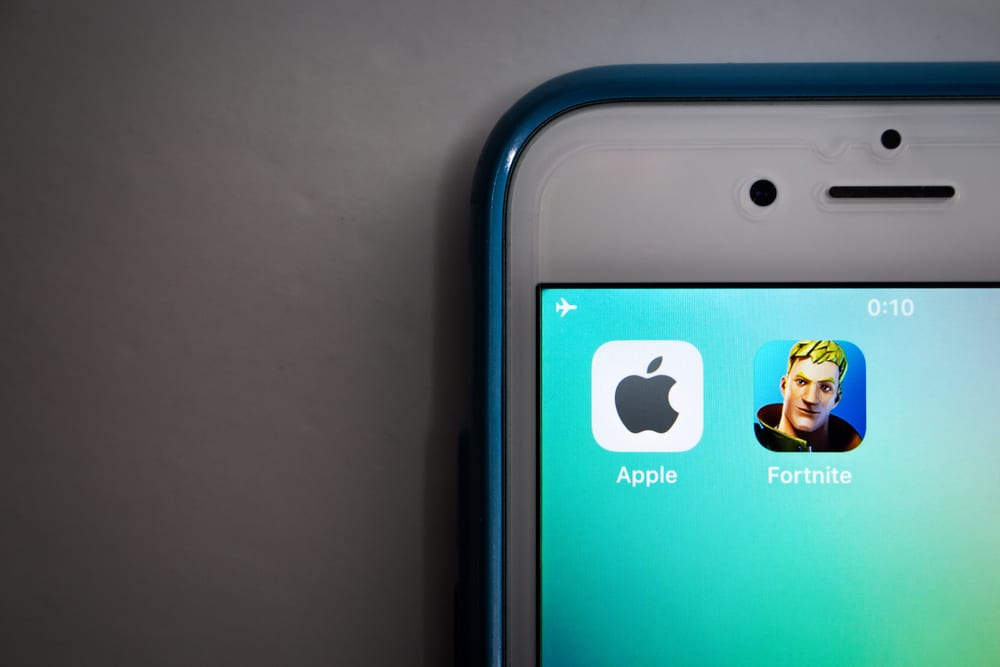 Apple Has Pulled Epic Games From App Store
