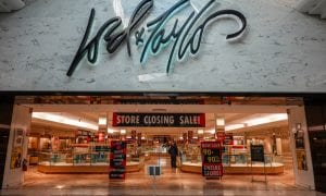 Lord & Taylor store closing