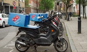 Domino's To Hire 20K Amid Surge In Demand