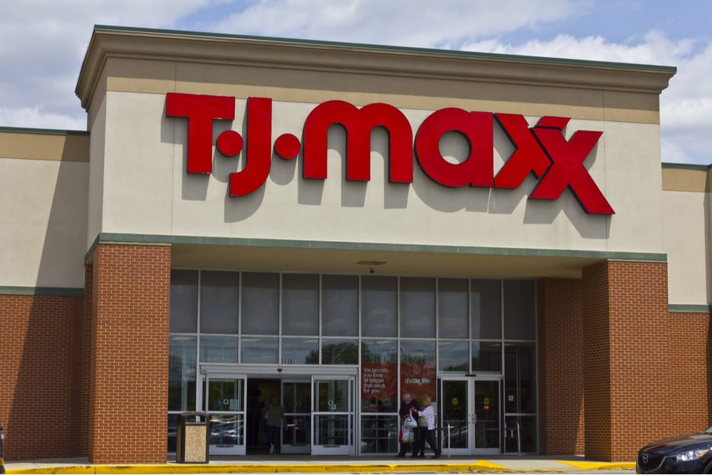 TJX's Open-Only Comp Sales Fall 3 Pct Amid Pandemic