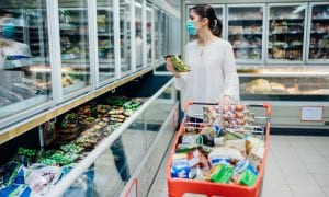 US Grocery Sales Declines Hint At Digital Pivot