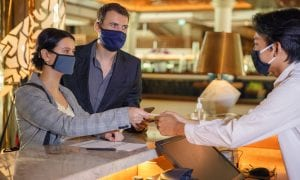 How Hotels Are Weathering A Hard Pandemic Hit