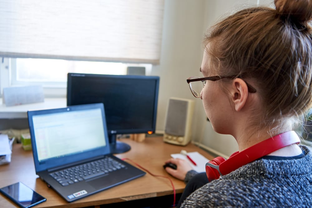 US Laptop Shortage Could Derail Remote Learning