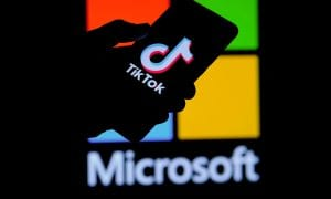 Microsoft Eyes Deal For All Of TikTok