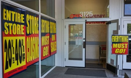 Retailers Using Chapter 11 To Break Leases