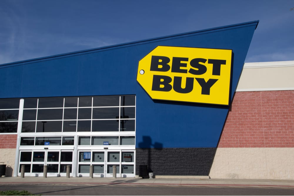 Best Buy Domestic Comparable Online Sales Jump 242 Pct