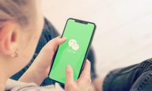 Big Business Takes Up Arms Against WeChat Ban