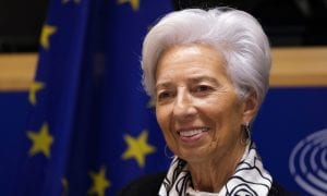 ECB's Christine Lagarde Pushes For Digital Euro