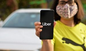 Uber Will Use Tech To Ensure Riders Wear Masks