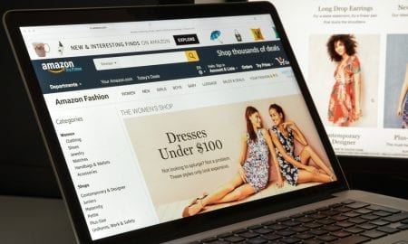 Amazon And Fashion Make A Sleek Outfit