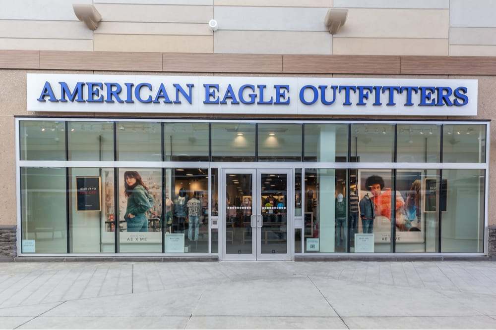 American Eagle Outfitters Digital Demand Surges 48 Pct