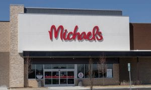 Michaels Reports 350 Pct eCommerce Growth