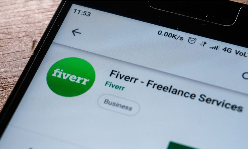 Fiverr Expands Business Offerings