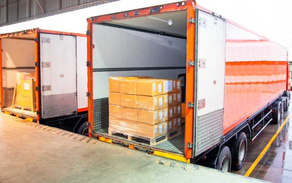 Freight On Upswing Amid Retail Demand