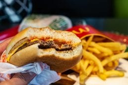 McDonald's, Burger King And Other QSRs Celebrate National Cheeseburger Day With App-Based Discounts