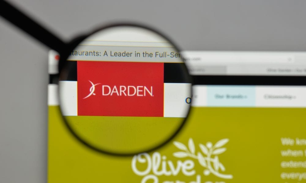 Olive Garden Parent Darden Says Digital Accounted For More Than Half Of Off-Premise Sales At Largest Brands