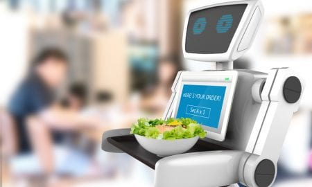 Will Your Local Restaurant Soon Have Robot Workers?
